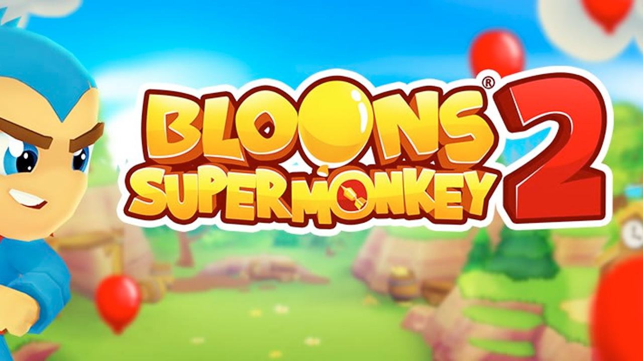 Bloons Super Monkey 2